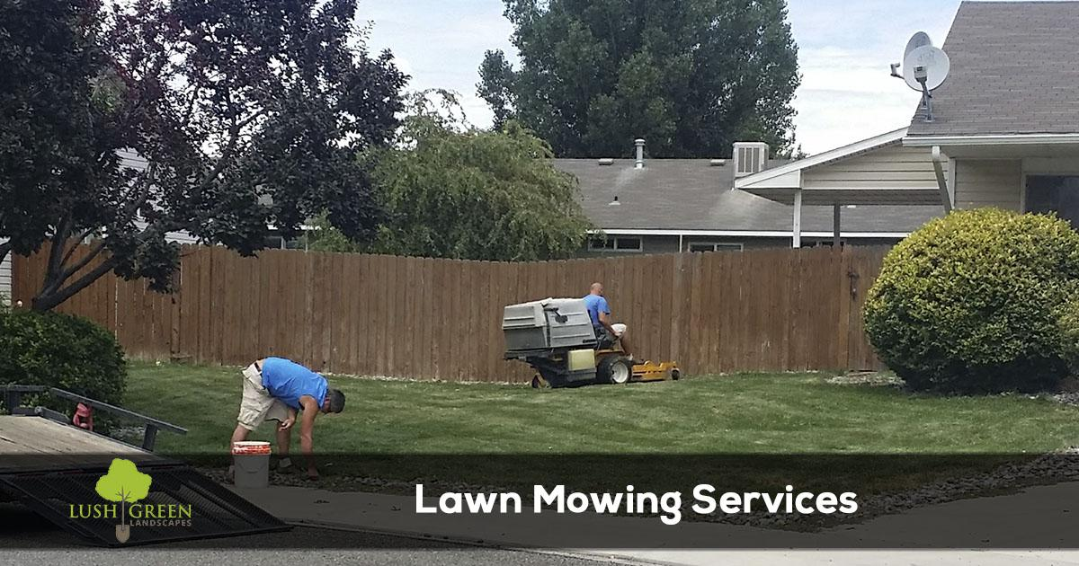 Grand Junction Colorado lawn care and maintenance services