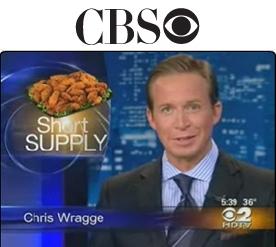 Atomic Wings on CBS