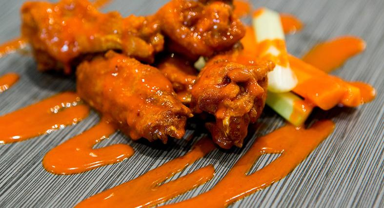 Atomic Wings Best Buffalo Chicken Hot Wings Delivery