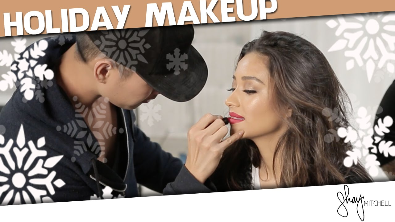 Holiday Makeup w/ Patrick Ta | Through the Lens