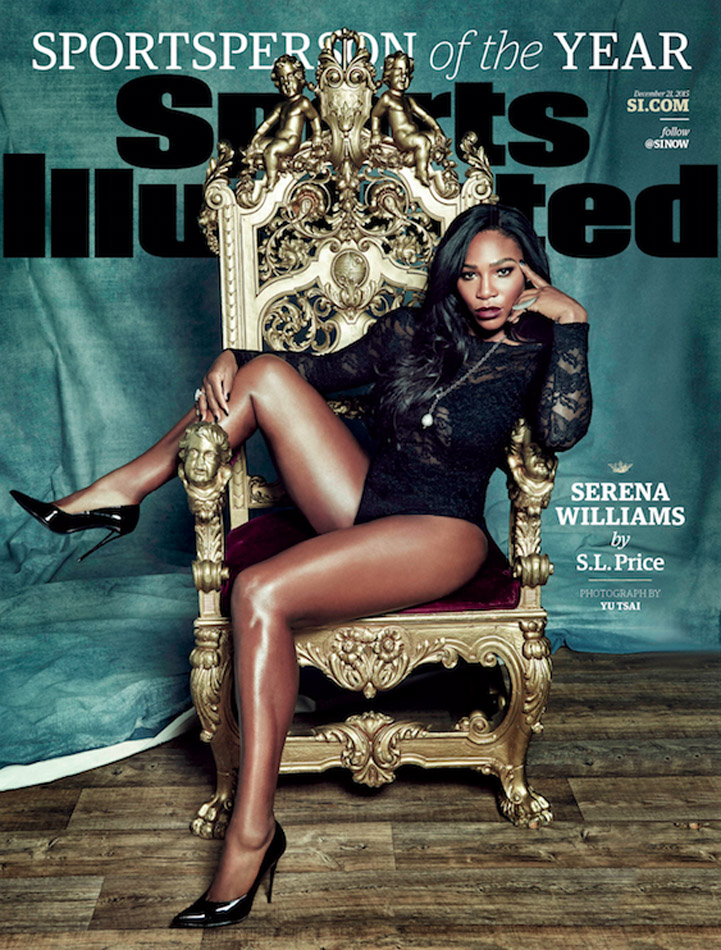 Serena Williams Lora Arellano