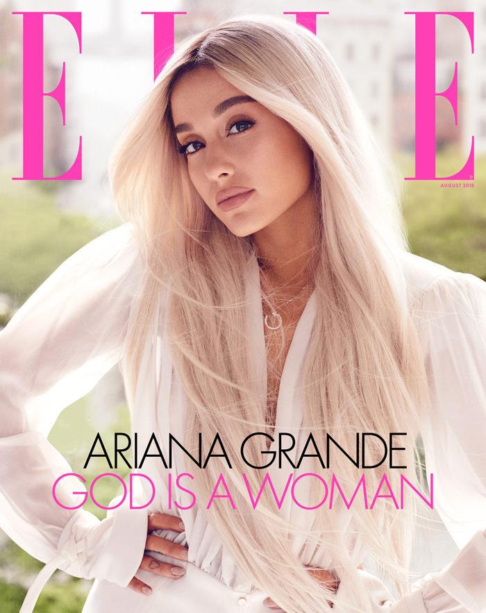 Ariana Grande Patrick Ta