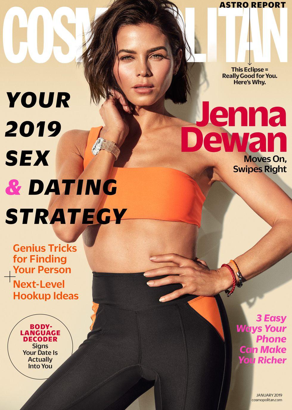 Jenna Dewan Patrick Ta