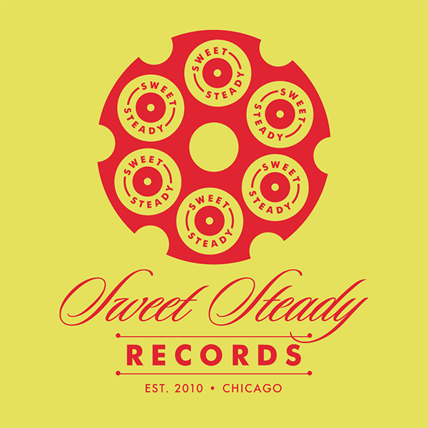 Sweet Steady Records - Identity & Promotional Design