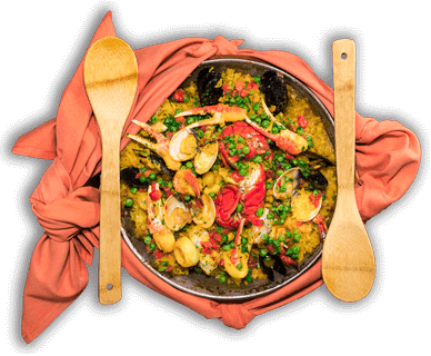 Photo of Paella