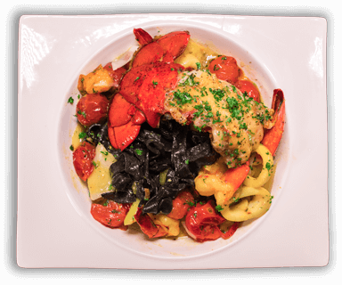 Photo of Squid Ink Pasta