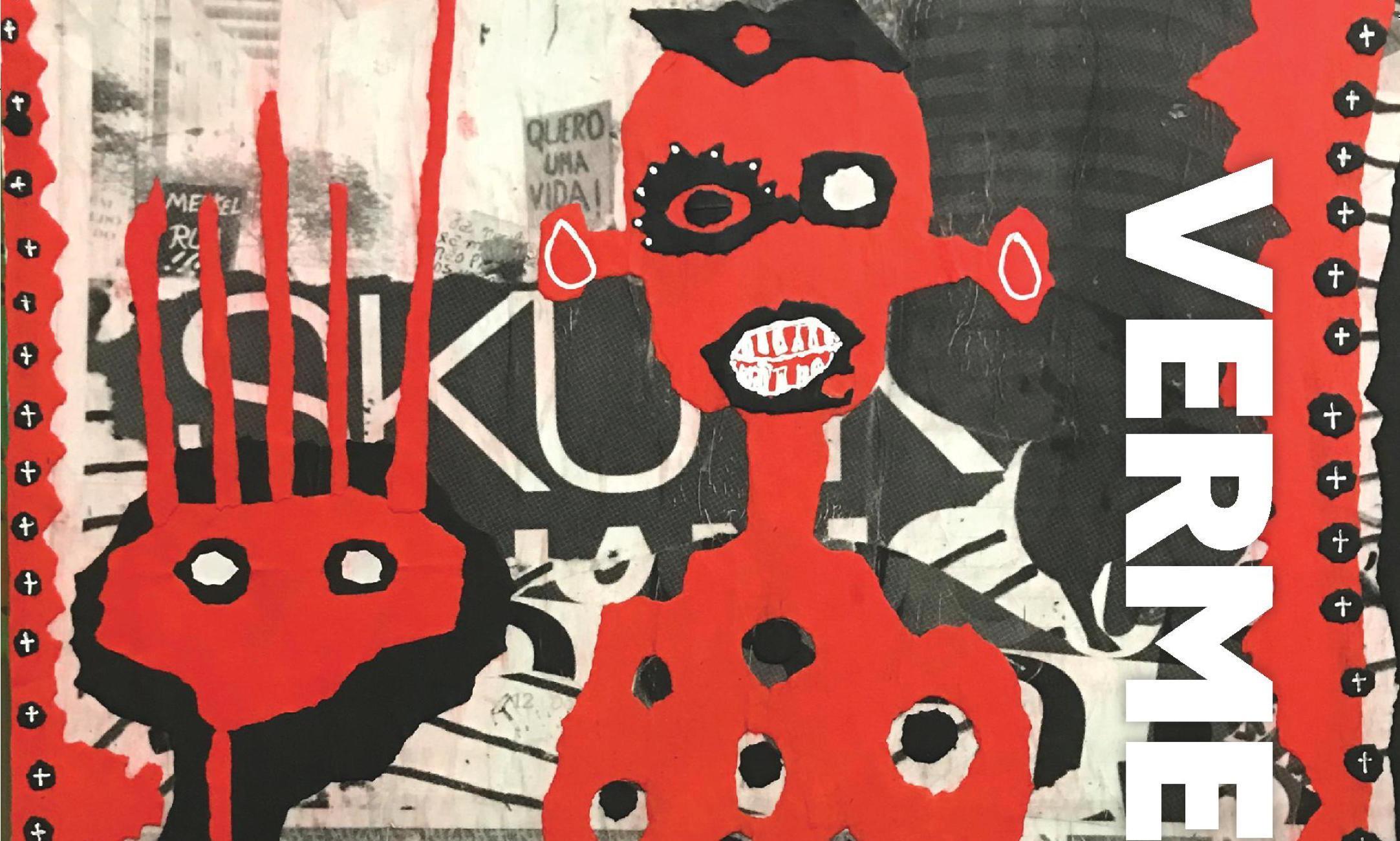 """Nelo Teixeira expõe """"Muros Vermelhos"""" no Espaço Luanda Arte"""