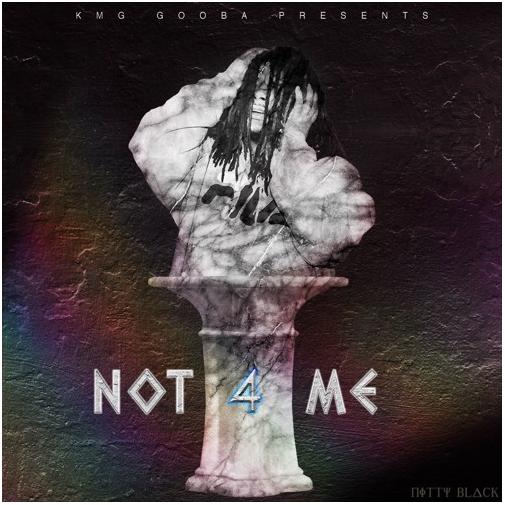 Nitty Black - Not 4 Me! [Ft. 909 Memphis & <3blakey<3] KMG Records