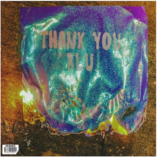 Nitty Black - Thank You, Blu.. KMG Records