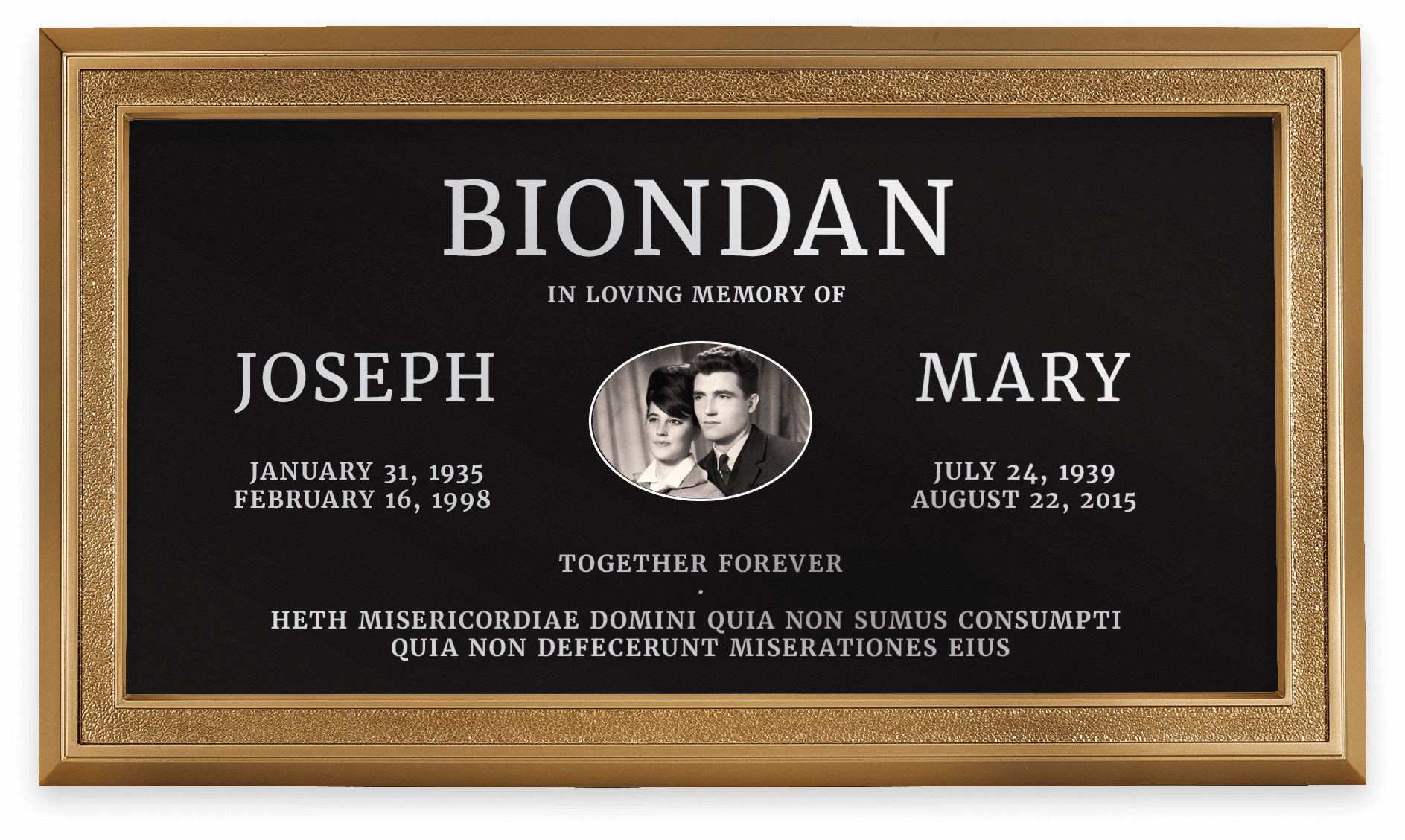 Biondan North America Cemetery Solutions