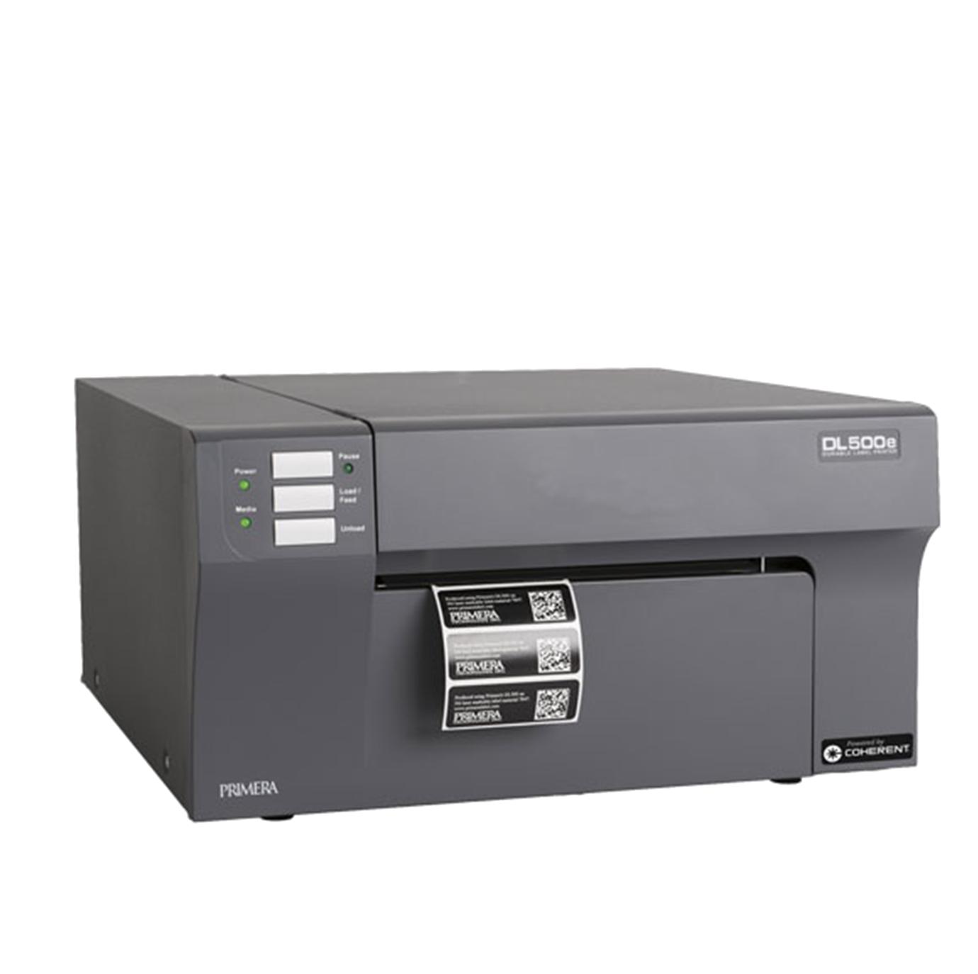 immagine stampante LP130 per marcatura laser etichette