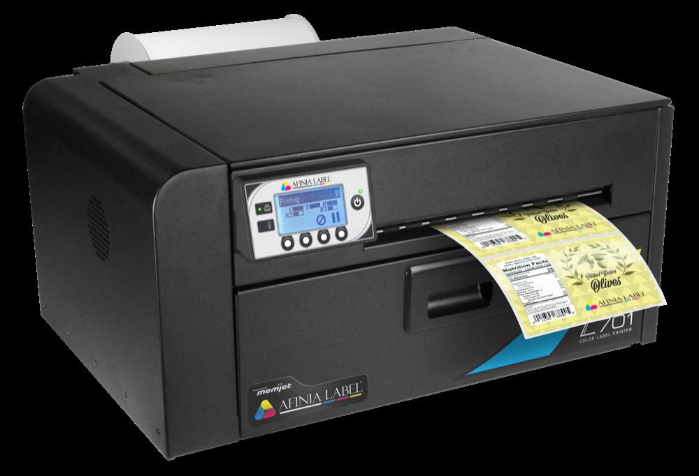 colour label printer