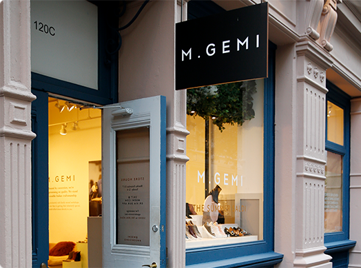 M.Gemi Store App Powered by PredictSpring Platform