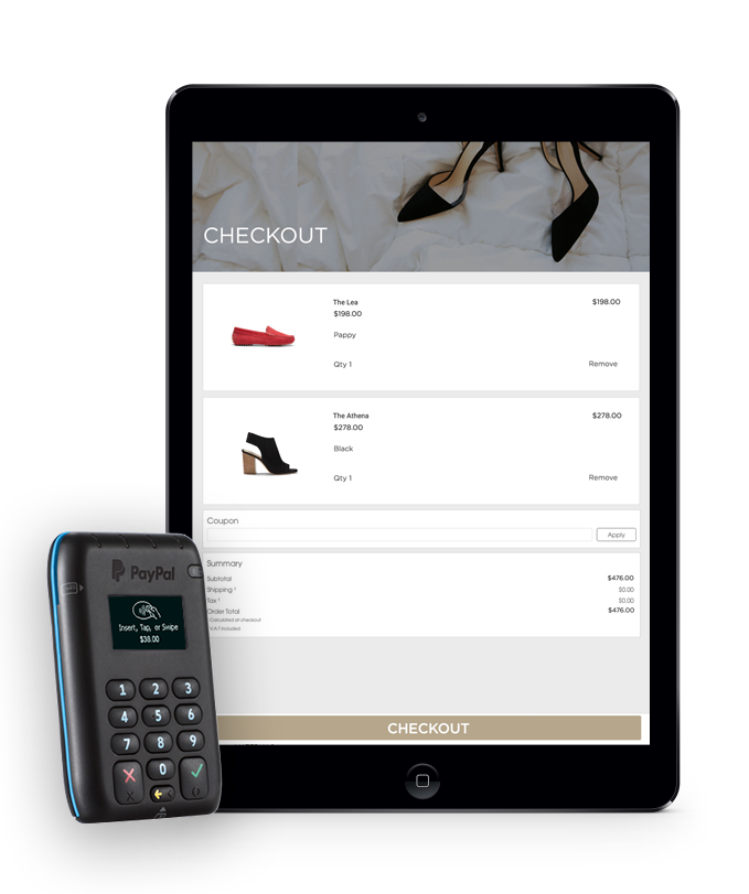 PayPal & PredictSpring Store Associate App And Mobile mPOS