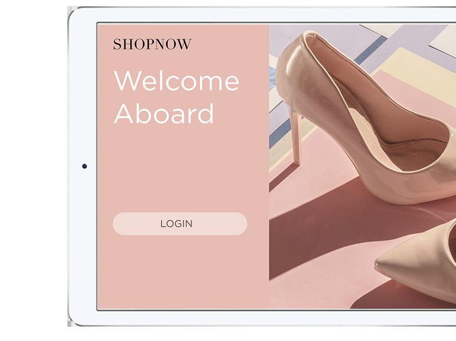 Retailer Mobile POS app  | PredictSpring