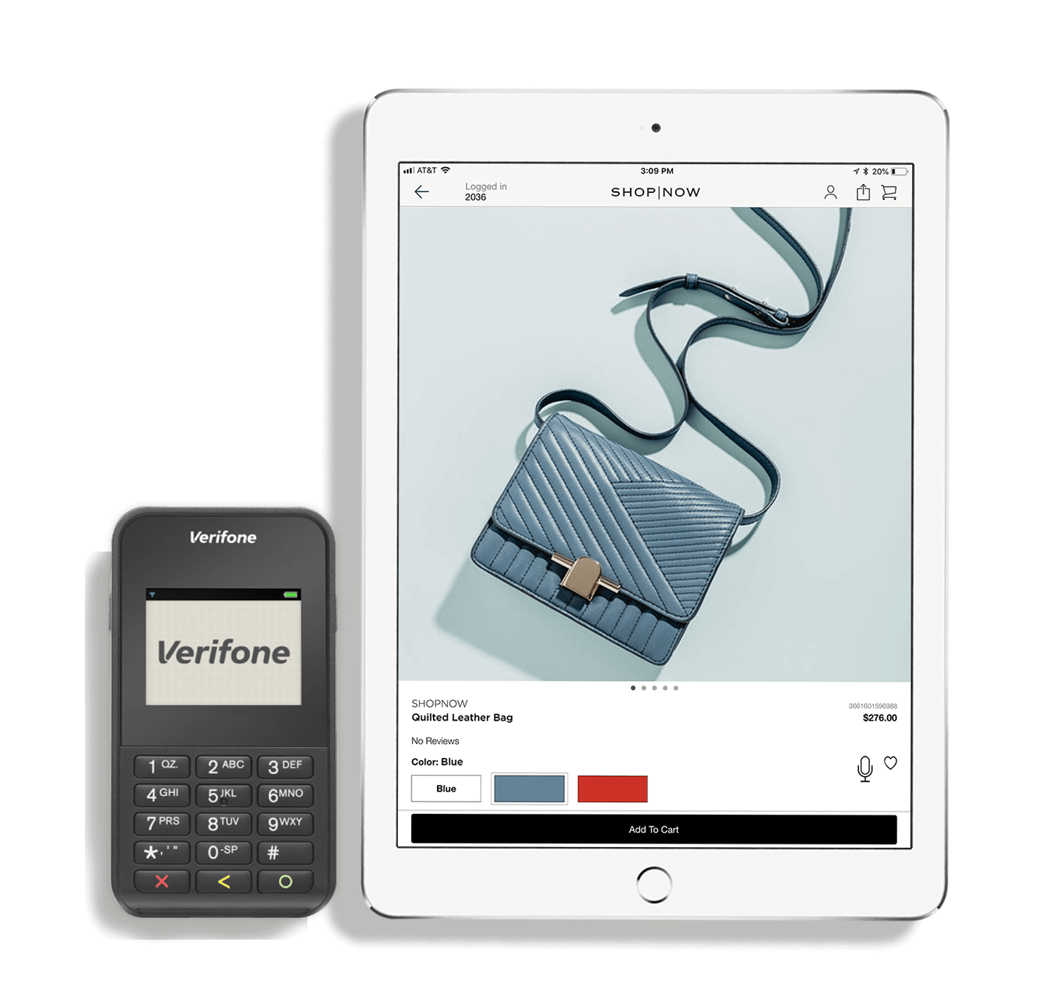 Verifone & PredictSpring Power Your Store mPOS