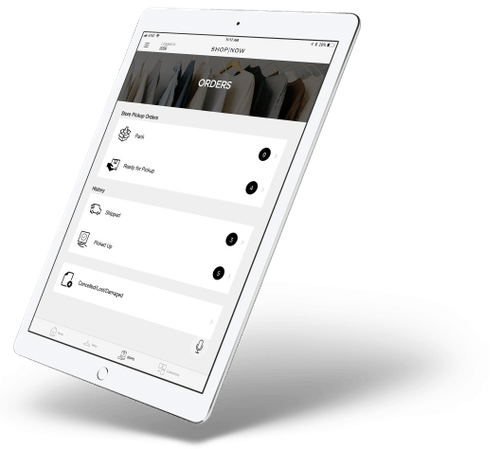 BOPIS, BOFIS and BORIS App for Store Associates Powered By PredictSpring