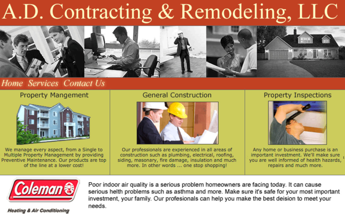 AD Contracting and Remodeling, LLC