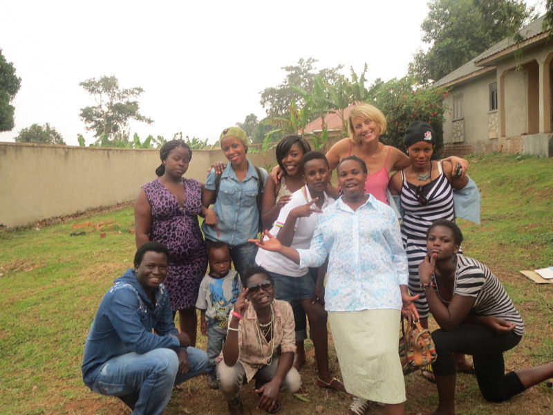 Participants and initiators of Give a Girl a Future
