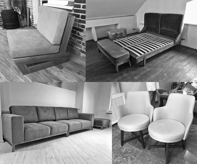 Мебель на заказ по эскизам и фото