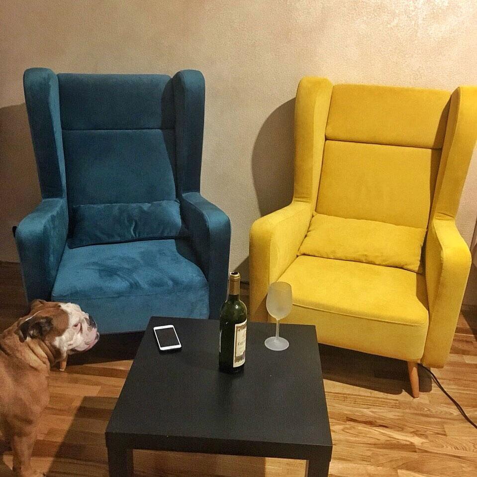 Кресло Adel 2