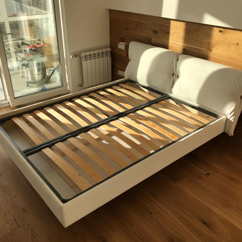 Кровать Poly 3