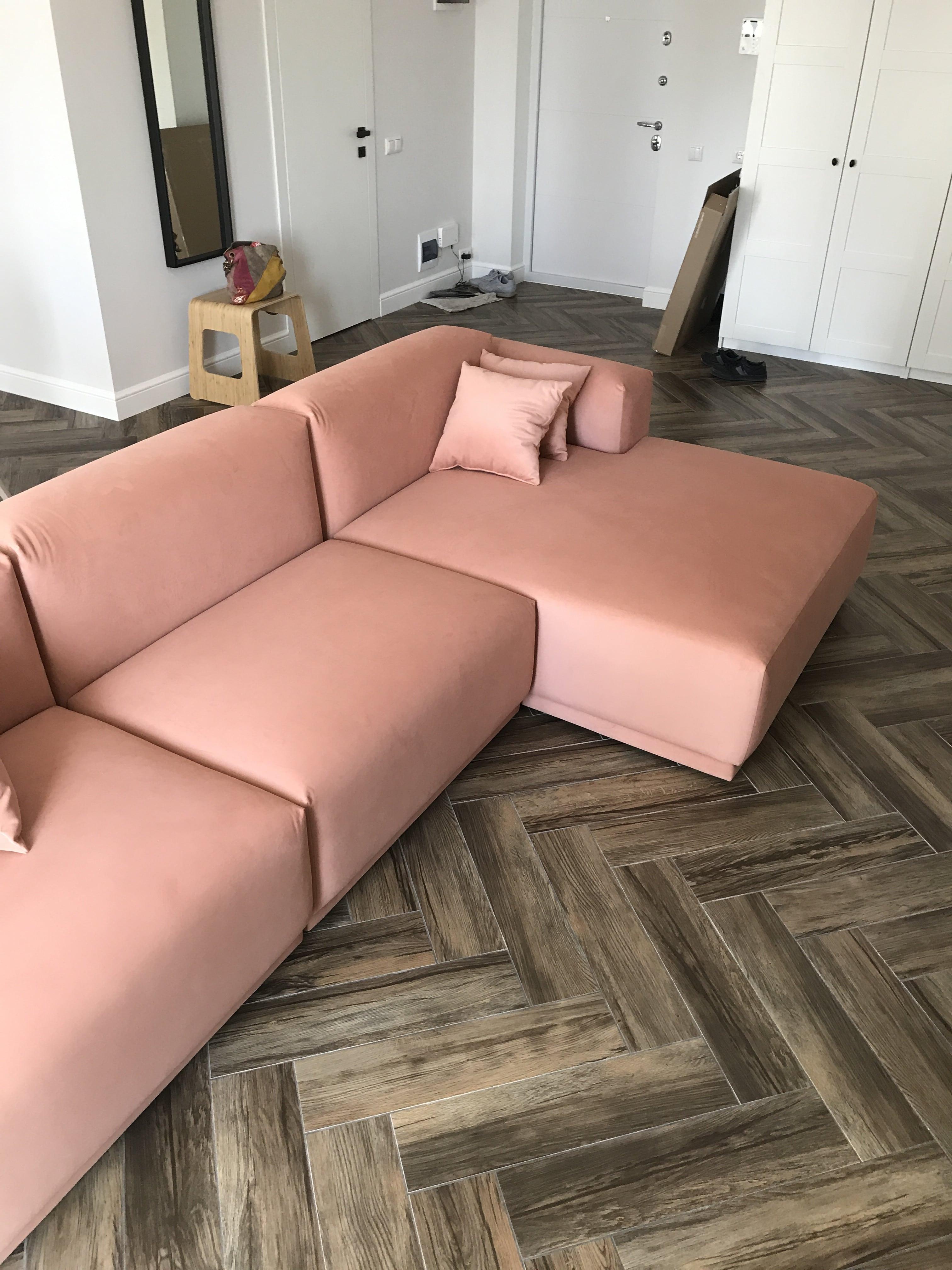 Модульный диван на заказ Минск 2