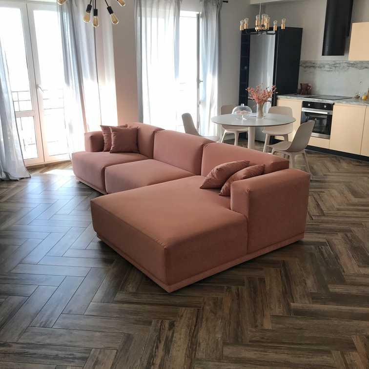 Модульный диван на заказ Минск
