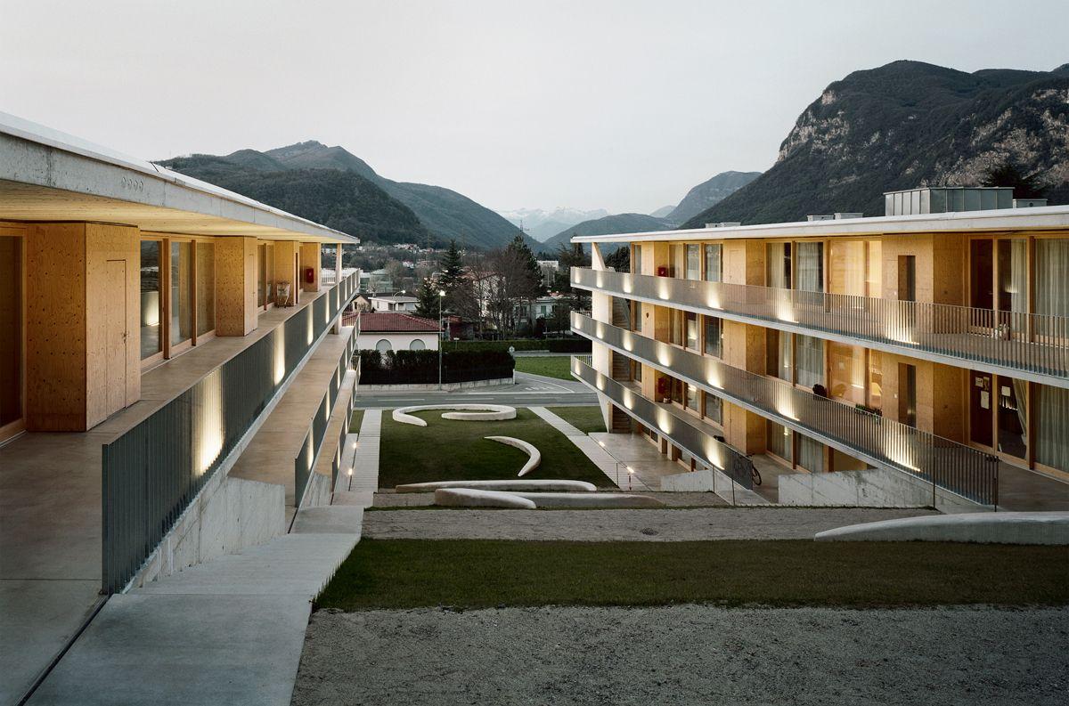 Casa dell'Accademia, Switzerland