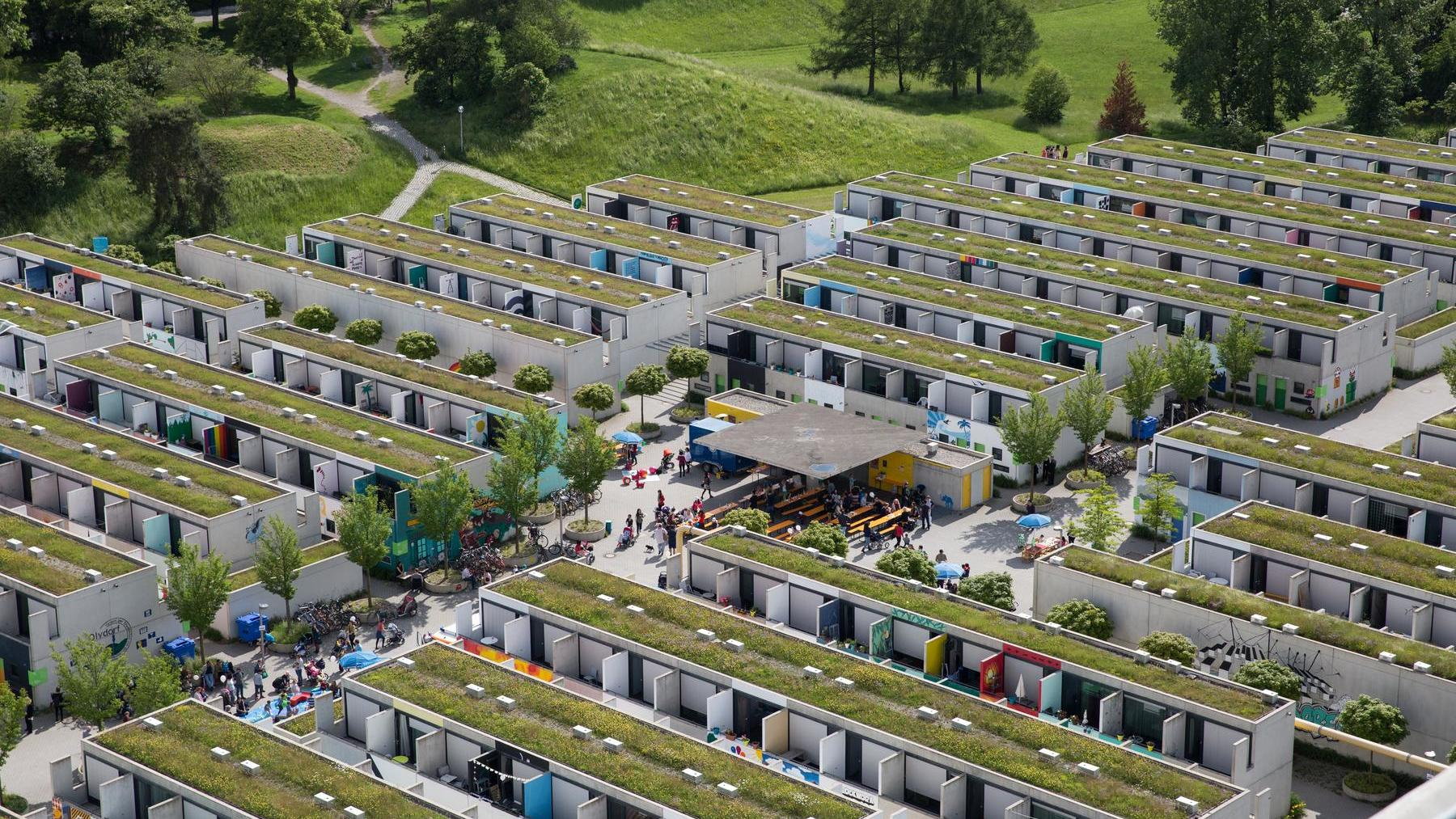 olympic village germany
