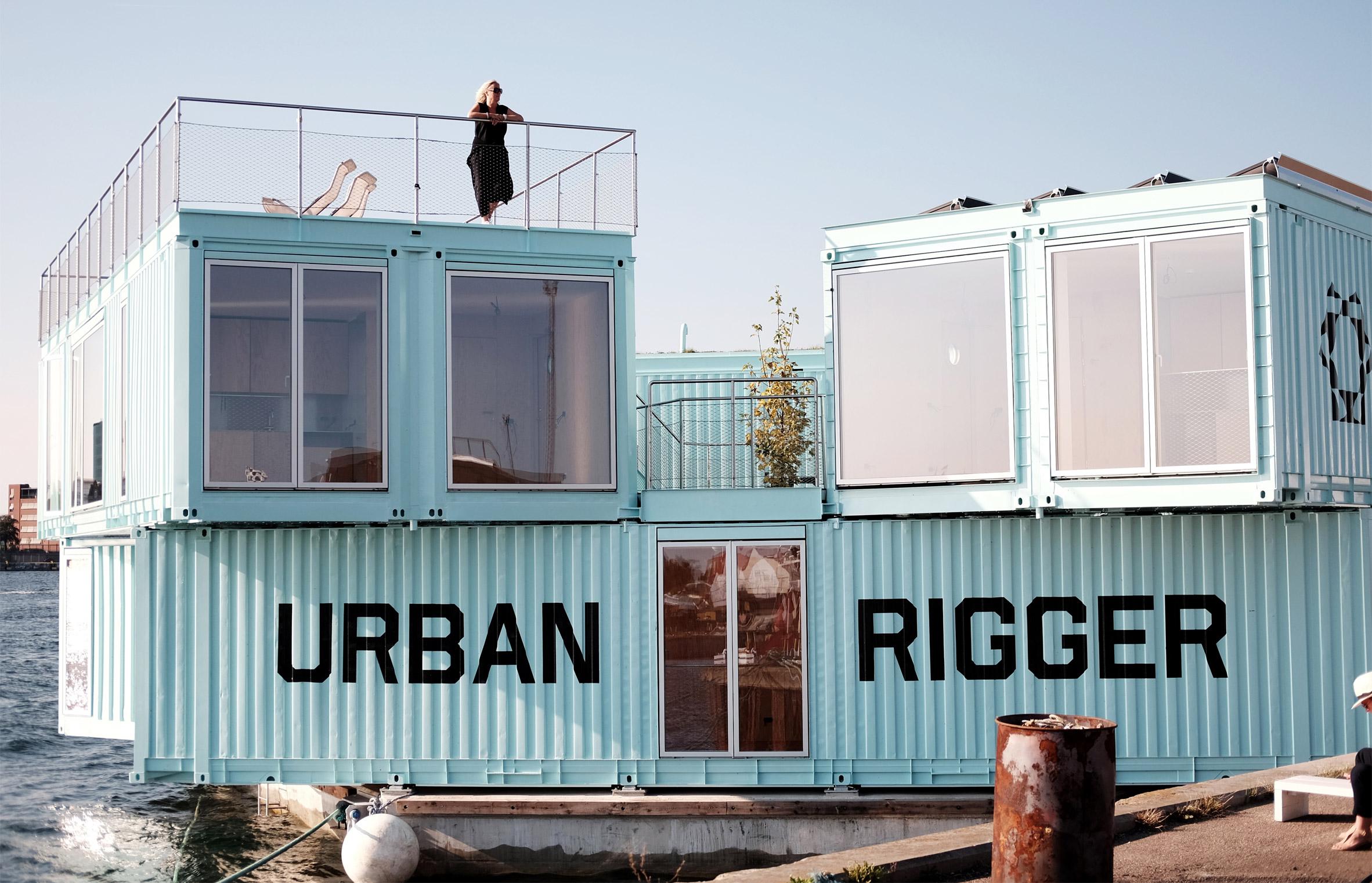 urban rigger denmark