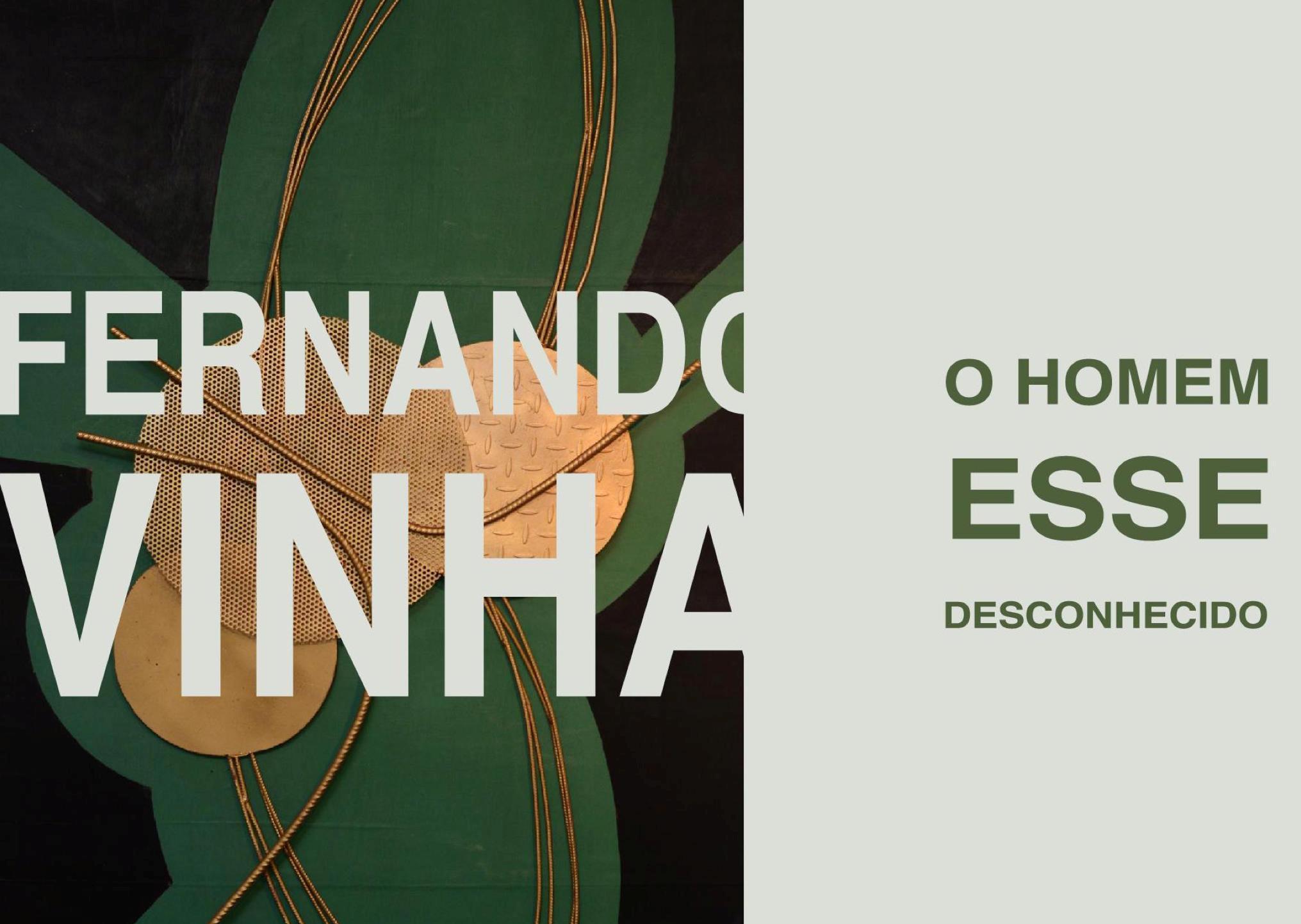 Fernando Vinha leva exposição individual à Escola Portuguesa de Luanda