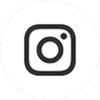 Round White Instagram Icon