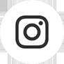 Round White Instagram Icon