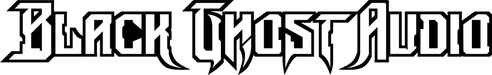 Black Ghost Audio Logotype