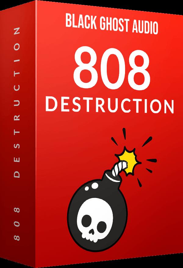 808 Destruction Sample Pack
