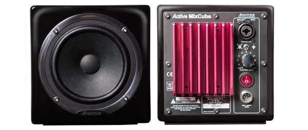 An image of Avantone Audio Active MixCubes.