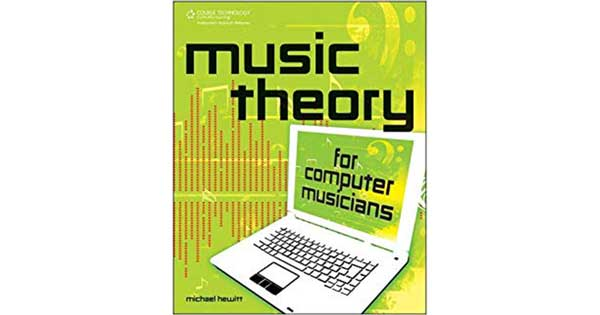 "A picture of a book titled ""Music Theory for Computer Musicians"""