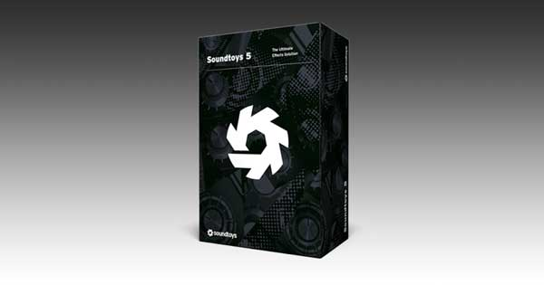 An image of the Soundtoys 5 bundle.