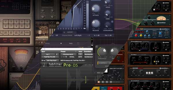 7 of the Best Music Production Plugin Bundles on the Market