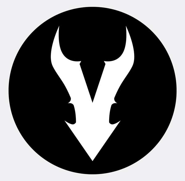 An image of the Virtus symbol.