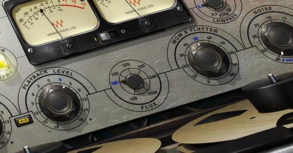 Waves' Kramer Master Tape plugin.