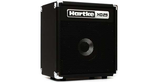 An image of a Hartke HD25 Combo Amp.