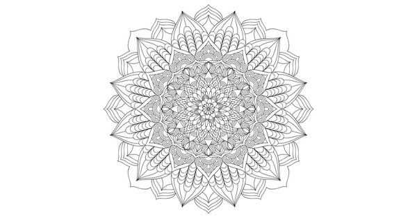An image of a mandala.