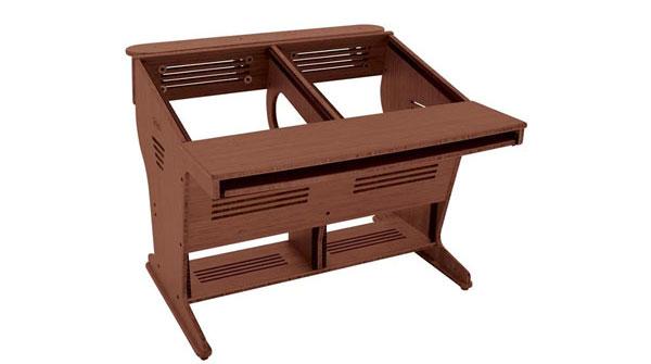 An image of a JamRacks MDE Mastering Desk.