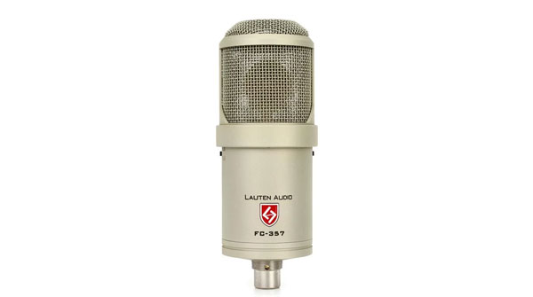An image of a Lauten Audio FC-357 microphone.