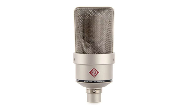 An image of a Neumann TLM 103 microphone.