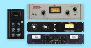 Four different types of compressors.