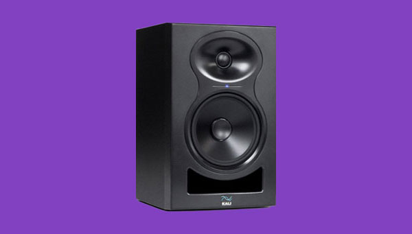 An image of Kali Audio's LP-6 studio monitor.