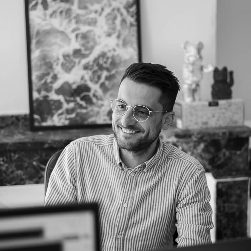 Loïc Dominot - Cofondateur Youneat Agence Social Media